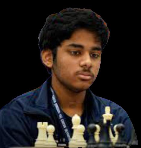 Erigaisi Arjun