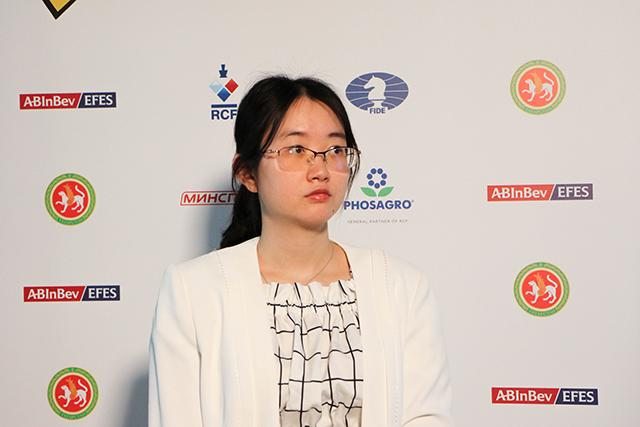 m 20190521 R01 528 Tan Zhongyi CHINA Eteru Kublashvili