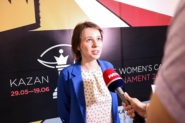 m 20190610 R09 549 Mariya Muzychuk Eteri Kublashvili