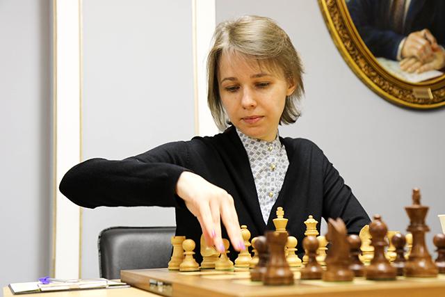 m 20190614 R12 758 Mariya Muzychuk Eteri Kublashvili
