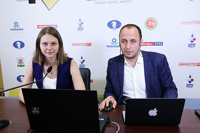 m 20190614 R12 803 Anna Muzychuk miroshnichenko Eteri Kublashvili