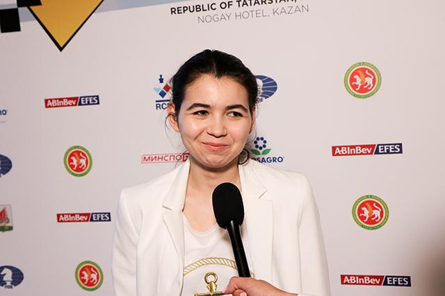 m 20190614 R12 812 Aleksandra Goryachkina Eteri Kublashvili