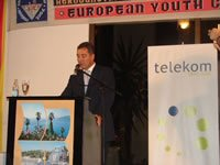 Mr. Djukanovic speaking
