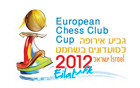 European Chess Club 2012 logo