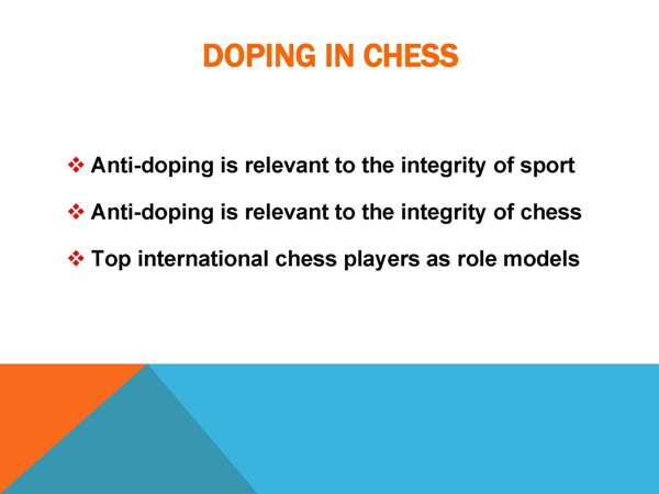 Chess Anti-Doping Education Page 2
