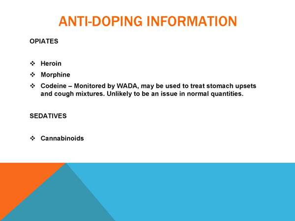 Chess Anti-Doping Education Page 4
