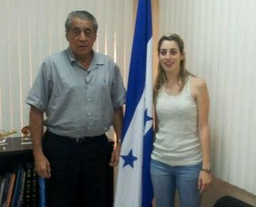 President of the Honduran Olympic Committee