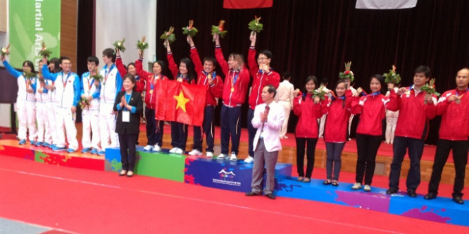 4th Asian Indoor and Martial Arts Games 2013