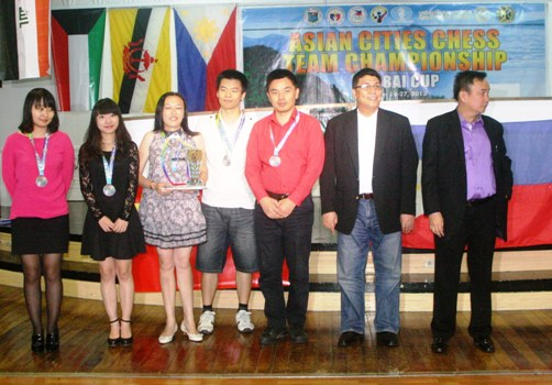 2ND PLACER - SHANGHAI CHINA