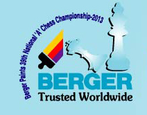 Logo of the Berger Paints