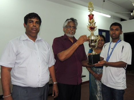 Inaugural Sri Lanka Chess Grand Prix
