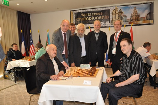 first move world chess championship