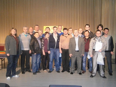 2014 SOCHI FIDE Arbiters Seminar-photo