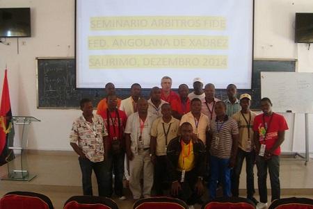Angola seminar 2014