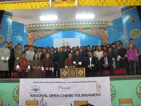 All the participants during Inauguration ceremony with guest