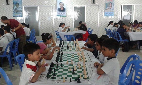 Mohammedan International Chess Tournamen-15