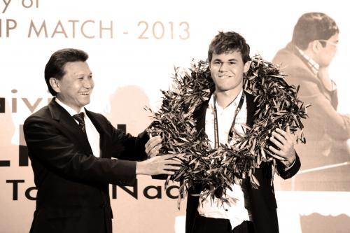 Chennai 2013 World Ch Match
