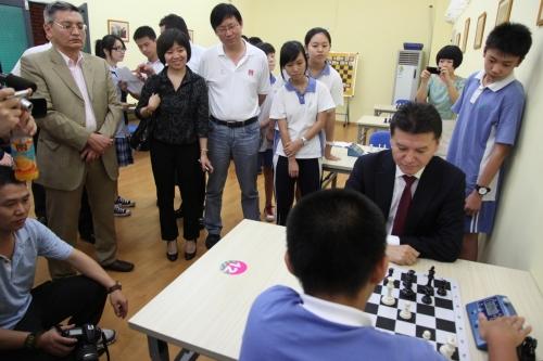 Primery school Shenzhen 2012