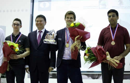 World Rapid and Blitz Championship Dubai 2014
