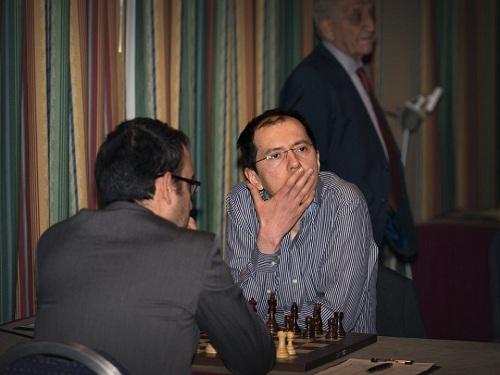 Dominguez - Kasimdzhanov