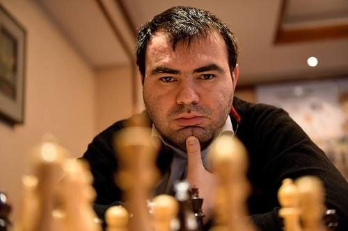 Grischuk - Mamedyarov