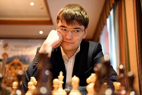 Tomashevsky - Svidler