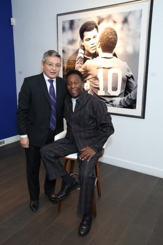Pele and Berik