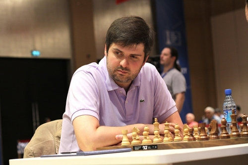 Peter Svidler defeated Veselin Topalov