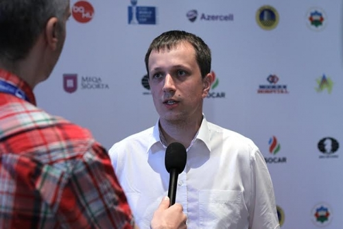 Radoslaw Wojtaszek played a new move in Naidorf Sicilian and held Anish Giri to a draw