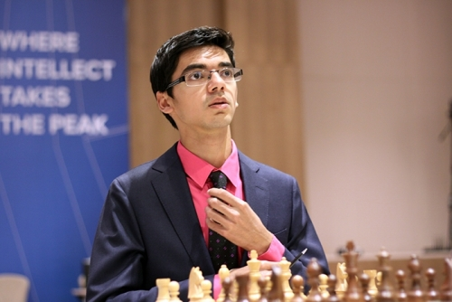 Anish Giri victorious in the longest game of the day