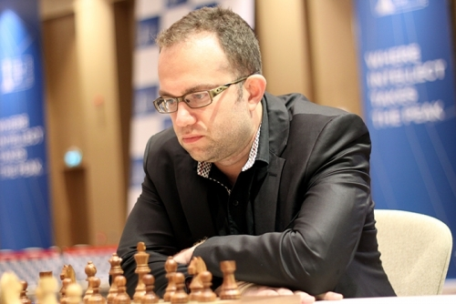 Pavel Eljanov held a draw against Hikaru Nakamura and qualified for the Semifinal