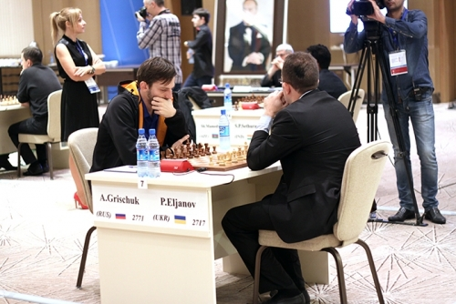 Grischuk and Eljanov