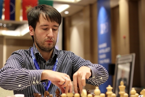 Teimour Radjabov and Peter Svidler made a quick draw moving on to rapid tie-breaks