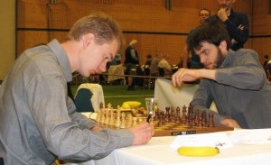 GM Nils Grandelius clinches the national title