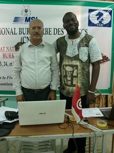 FIDE ARB Seminar in Ouagadougou 1