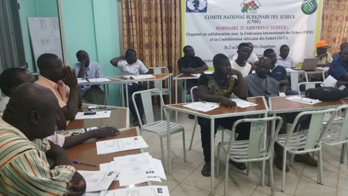FIDE ARB Seminar in Ouagadougou 3  копия