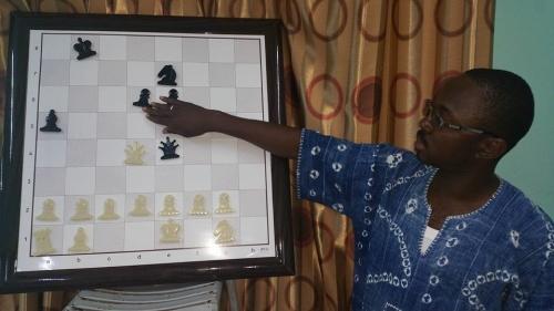 FIDE ARB Seminar in Ouagadougou 4  копия
