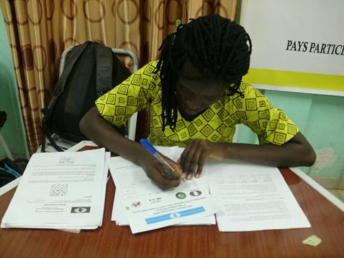 FIDE ARB Seminar in Ouagadougou 6  копия