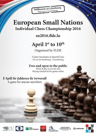 SmallNations2016 Luxembourg