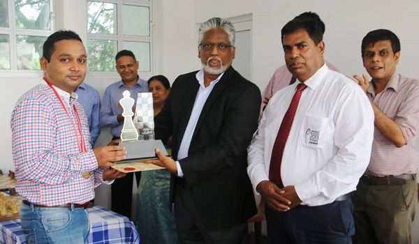 National Cham receiving Awards