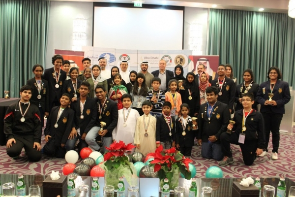 Rapid chess medalists