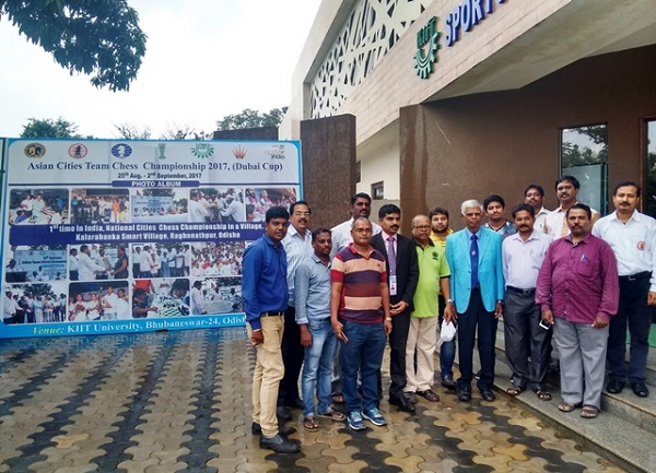FIDE ARB Seminar in Bhubaneswar India 1