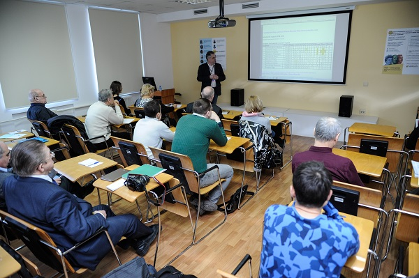 FIDE ARB Seminar in Moscow 2017