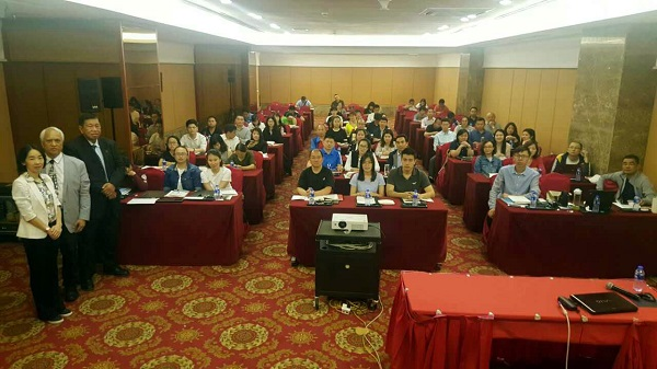FIDE ARB Seminar in Xiamen China 1
