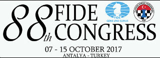FIDE Congress Antalya
