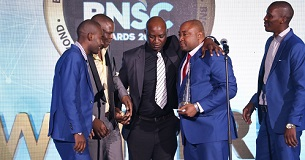 Botswana Chess Federation Executive committee top