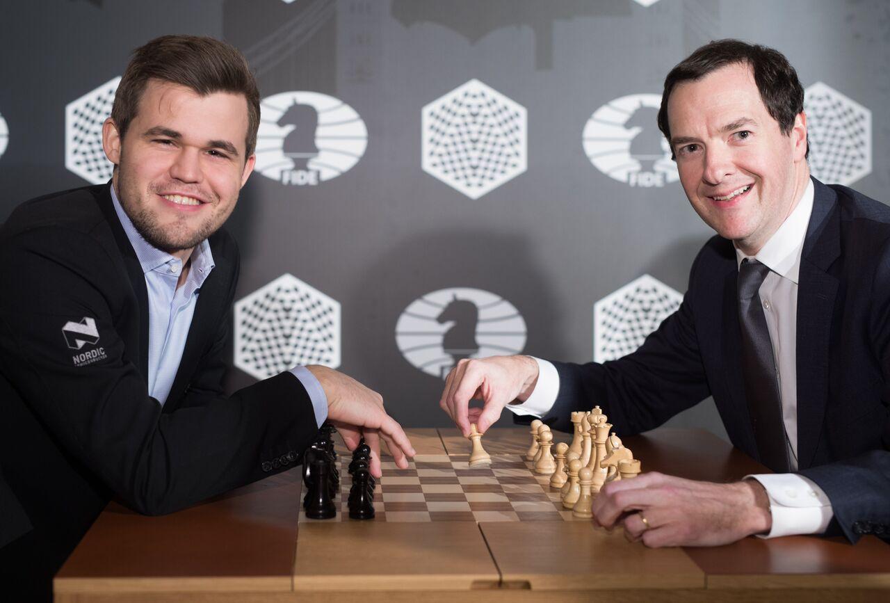 Carlsen Osborne