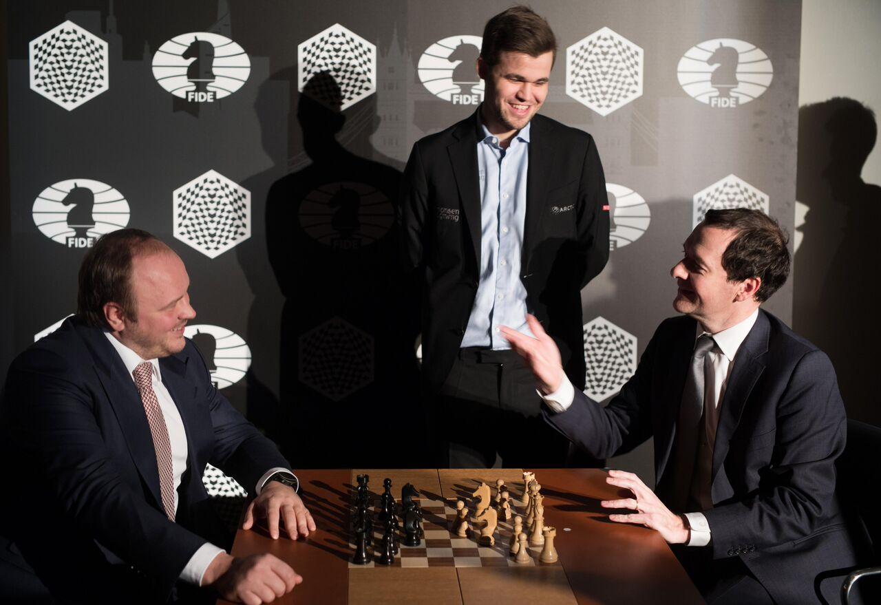 Carlsen Osborne Guryev
