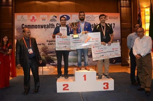 Commonwealth Chess Championship 2017 3