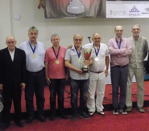 European Senior Team Chess Championship
